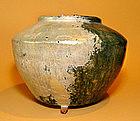 Chinese Green Glazed Han Bowl - 206BC - 220AD