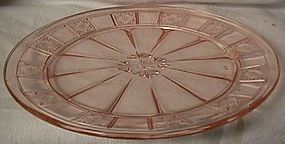 Doric Pink Dinner Plate