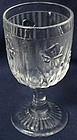 Iris Crystal Wine Goblet