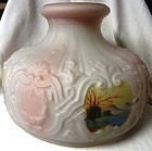 Aladdin Swiss Scenic Oil Lamp Shade