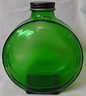 Forest Green Round Bottle 6.5""