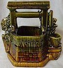 "Wishing Well 6.25"" McCoy Pottery"