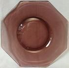 "Moroccan Amethyst Salad Plate 7.25"" Hazel Atlas Glass Company"