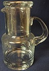 Tumble Up Crystal Handled 7.5""