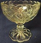 Waterford Crystal Sherbet Scalloped Foot Hocking Glass Company