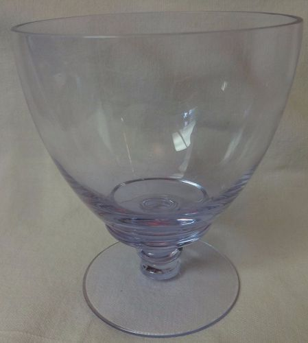 "Goblet Twilight 4.75"" Tiffin Glass Company"