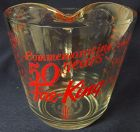 Measuring Cup 16 oz 50th Anniversary 2 Cup Fire King Hocking Glass Co.