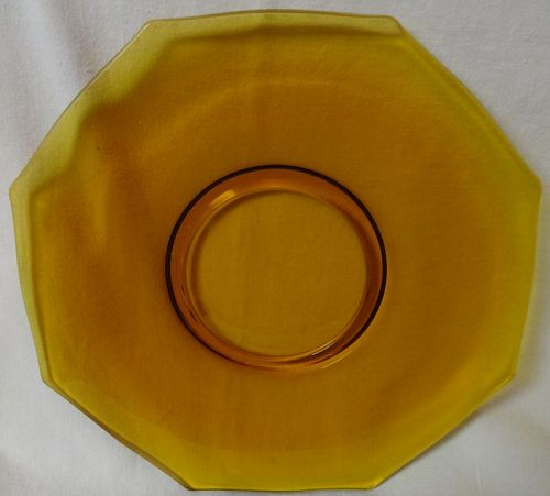 Plate Marigold 9""