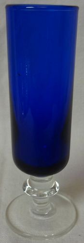 """Cordial Long Bowl Cobalt 4.5"""""""