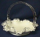Fenton Silvercrest Basket