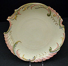 12 Elegant Antique Royal Worcester Dessert Plates