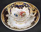 Lovely Antique Spode Tea Cup & Saucer