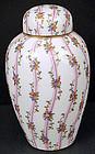 Antique Nymphenburg Covered Vase