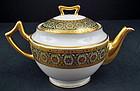 Adorable Antique Limoges Tea Pot for Two