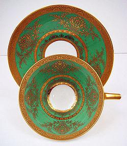 Fine Mintons Tea Cup & Saucer