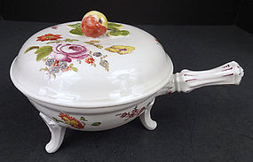 Wonderful Antique Royal Vienna Pot with Lid