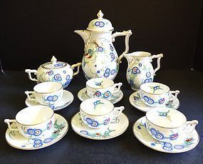 Vintage Art Deco Rosenthal Demitasse or Espresso Set