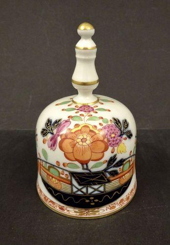 Antique Meissen Tischenmuster Bell