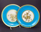 Antique Mintons Aesthetic Cabinet Plates