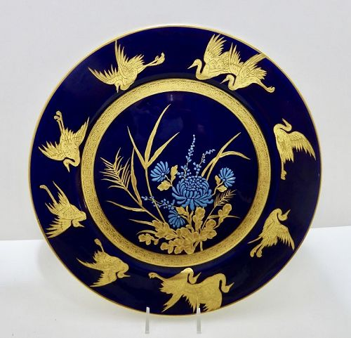 Brown Westhead & Moore Aesthetic Cabinet Plate