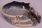 Great Bing & Grondahl Crab & Fish Dish