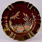 8 Beautiful Carlton Ware Dragonfly & Water Lily Plates