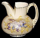 Charming Royal Worcester Jug with Wisteria