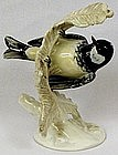 Sweet Rosenthal Porcelain Chick-a-Dee Bird