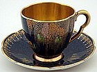 Beautiful Carlton Ware Demitasse Cup and Saucer