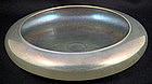 Elegant Steuben Verra de Soie Art Glass Bowl
