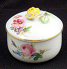 Cute Little Meissen Covered Box