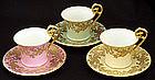 Beautiful T&V Limoges Tea Cup & Saucer