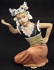 Dahl Jensen Ceylonese Dancing Girl