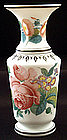 Antique French Opaline Glass Vase