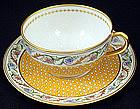 Lovely Antique Ginori Tea Cup & Saucer