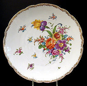 Charming Donath Dresden Charger Platter