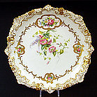Charming Brown Westhead Moore English Plate