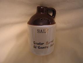 Paden City Cracker Barrel Salt Shaker