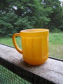 Yellow Federal Mug
