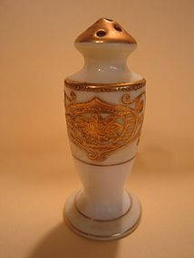 Noritake Gold Rose Salt Shaker