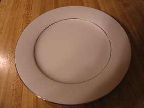 Noritake Whitehall Plate