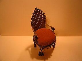 Chair Pincushion