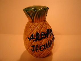 Hawaii Pineapple Pepper Shaker