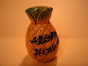 Hawaii Pineapple Pepper Shaker