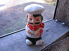 Italian Chef Salt Shaker