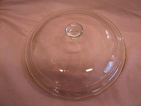10 Inch Round Glass Lid