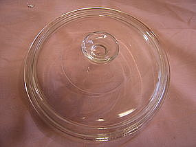 Round Pyrex Lid