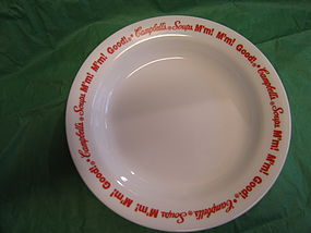 Corelle Campbell's Soup Bowl  SOLD