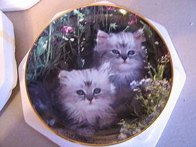 Franklin Mint Nancy Matthews Plate SOLD