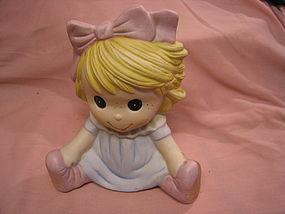 JJ Limited Little Girl Figurine
